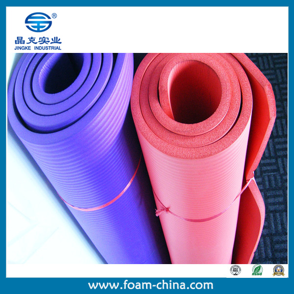 Jingke Colorful NBR/PVC Foam Sheet