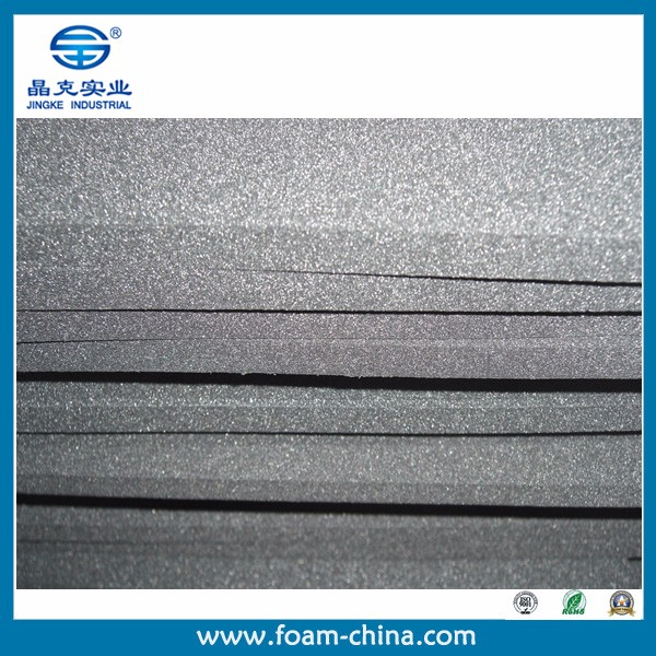 Jingke Anti-Fire CR chloroprene rubber neoprene Foam Sheet