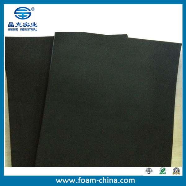 Jingke Flavourless CR chloroprene rubber neoprene Foam Sheet