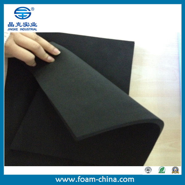 Jingke Chinese CR chloroprene rubber neoprene Foam Sheet