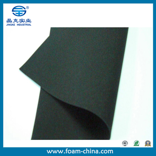 Jingke MiCR chloroprene rubber neoprene ocell CR chloroprene rubber neoprene Foam Sheet
