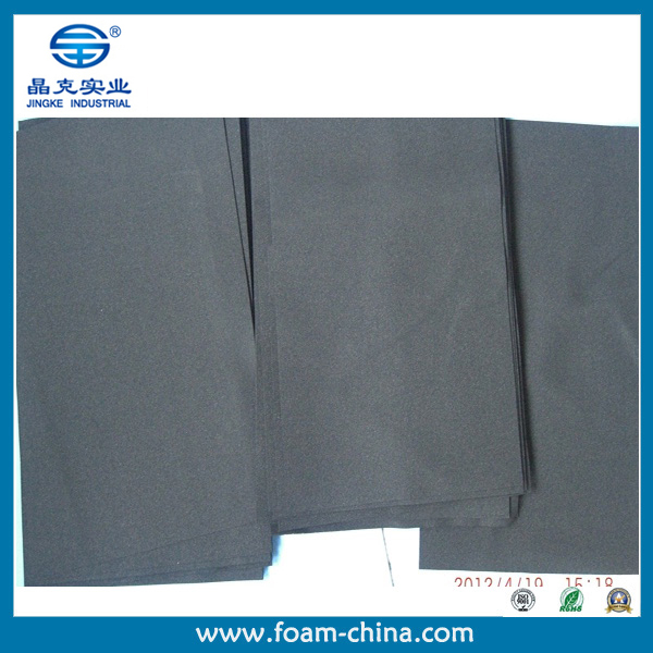 Jingke Sealing CR chloroprene rubber neoprene Foam Sheet