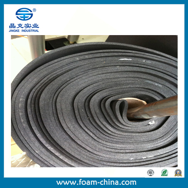 Jingke Decoration CR chloroprene rubber neoprene Foam Sheet