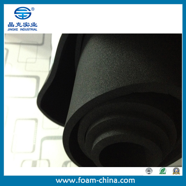 Jingke 1Mm CR chloroprene rubber neoprene Foam Sheet