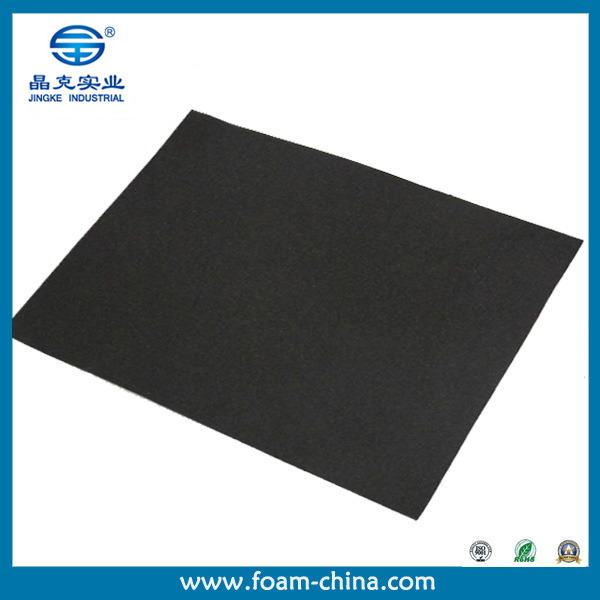 Jingke 5Mm CR chloroprene rubber neoprene Foam Sheet