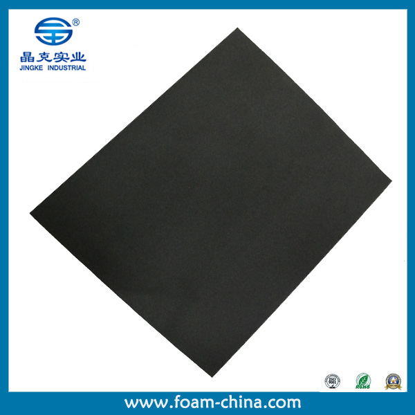 Jingke SGS CR chloroprene rubber neoprene Foam Sheet