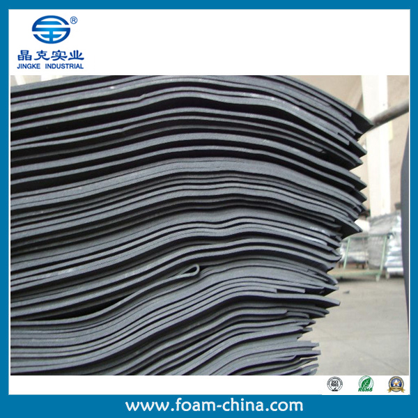 Jingke Free Sample CR chloroprene rubber neoprene Foam Sheet